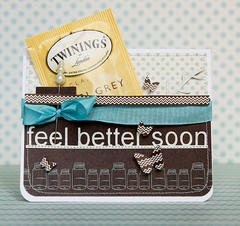 feel better soon *Lily Bee*