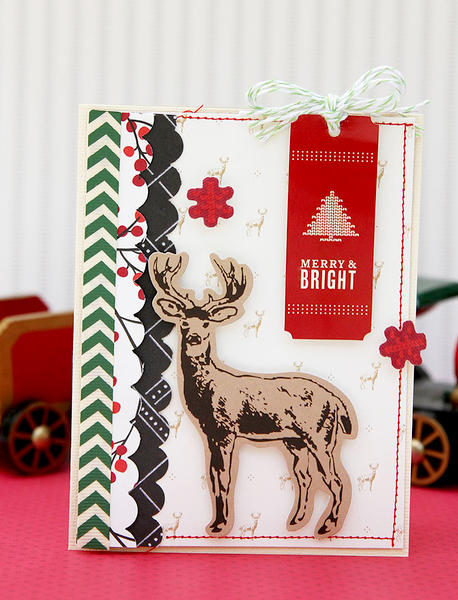 Merry & Bright *American Crafts*