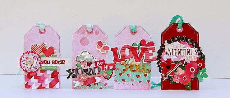 Valentine's Tags *American Crafts*