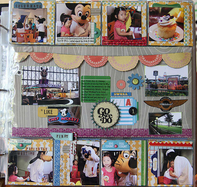 Disney World Album