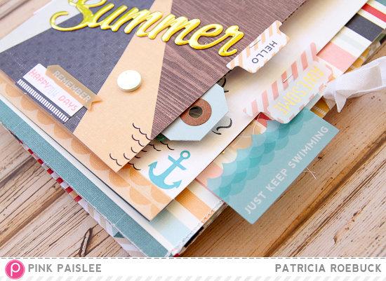 Pink Paislee Solstice Collection | Mini Album