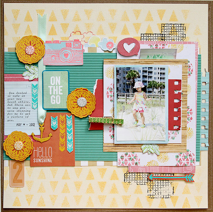 On the Go *American Crafts*