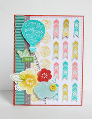 Come Fly Away with Me *American Crafts*