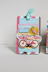 Summer Reading Bookmarks *Carta Bella*