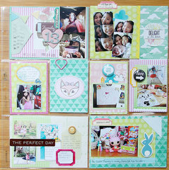 Project Life, Week 13 *American Crafts*