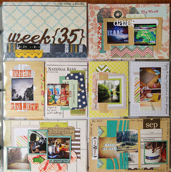 Project Life, Week 35
