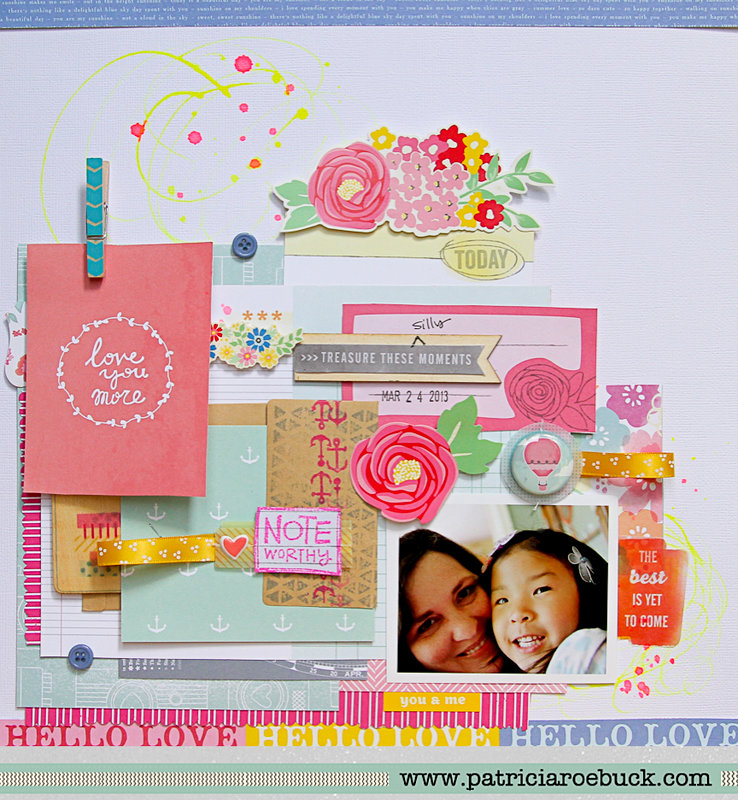 Love You More *American Crafts*