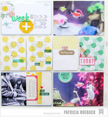 Project Life 2014, Week 1 | American Crafts