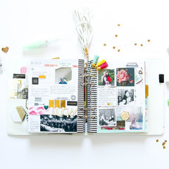 Feb 15th Week Memory Planner