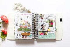 HS Memory Planner | Week of Easter