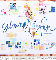 Summer Fun | Elle's Studio