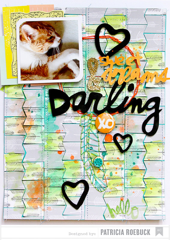 Sweet Dreams Darling | American Crafts