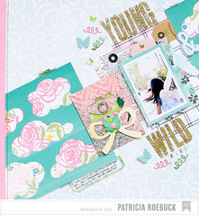 Young Wild Girl | American Crafts