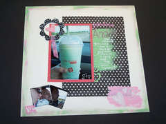 Fabulous Andes Mint Shake