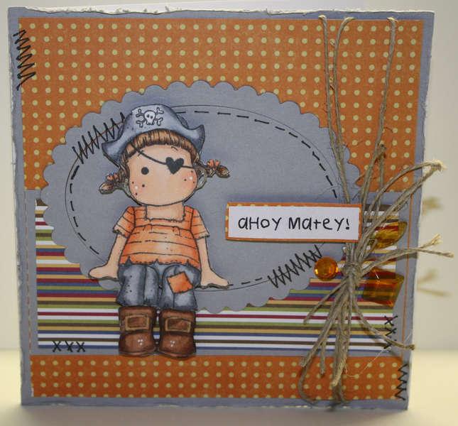 Ahoy Matey!!