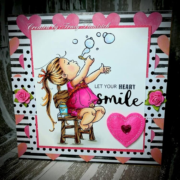 Let your heart smile