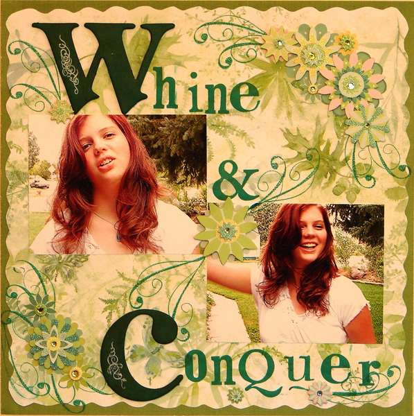 Whine & Conquer