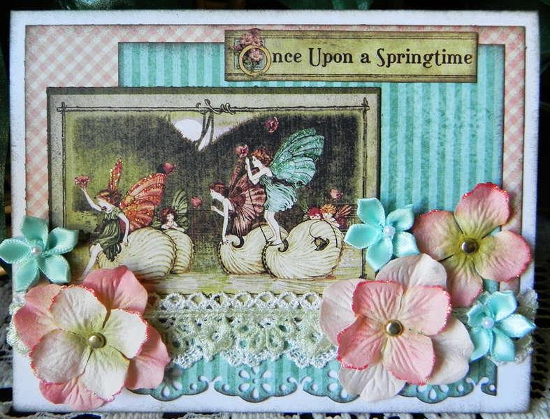 Once upon a springtime