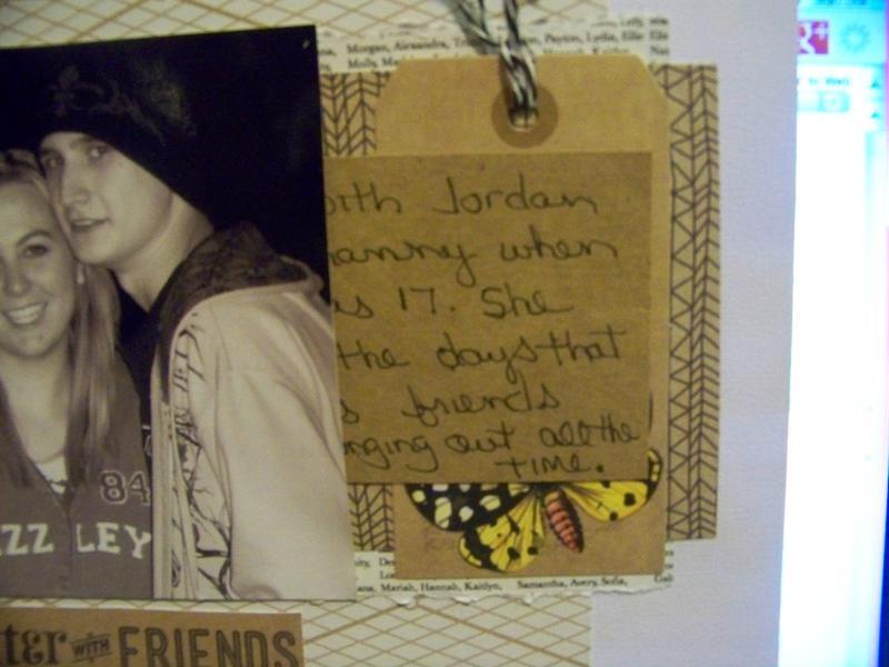Hidden journaling for Memories