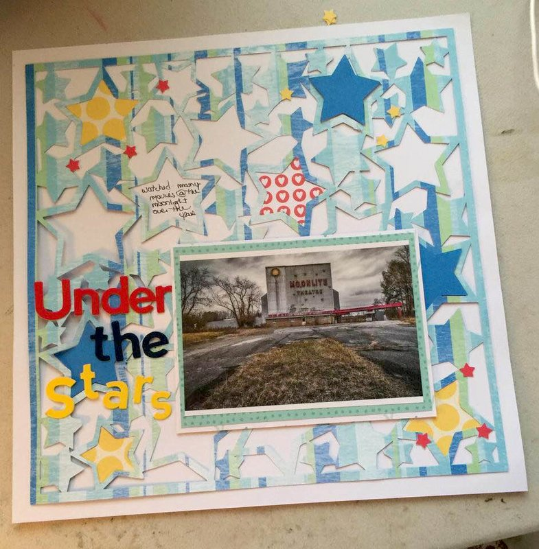 Under the stars / 132