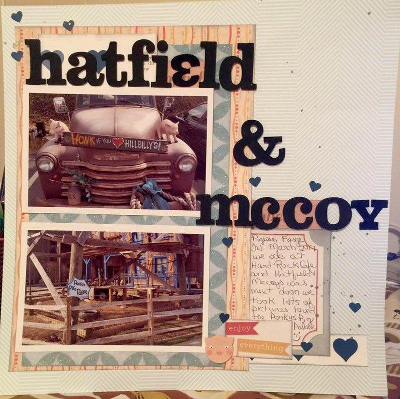 Hatfield & Mccoy