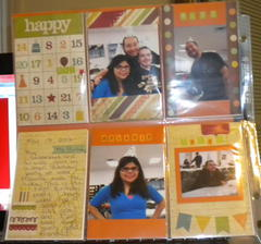 May 2012 page 1 project life