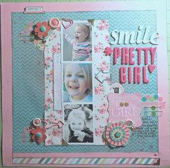 Smile Pretty Girl