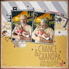 Chance and Grandpa