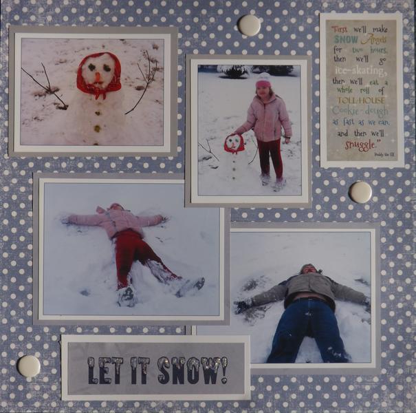 Let it Snow (Redo!)