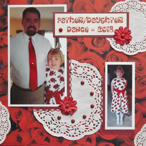 Father/Daughter Dance 2013