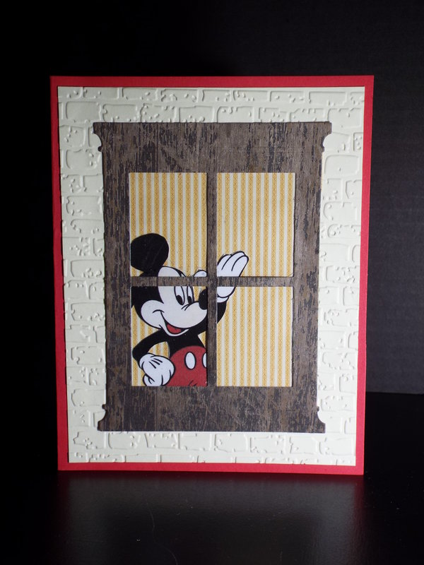 Mickey Window