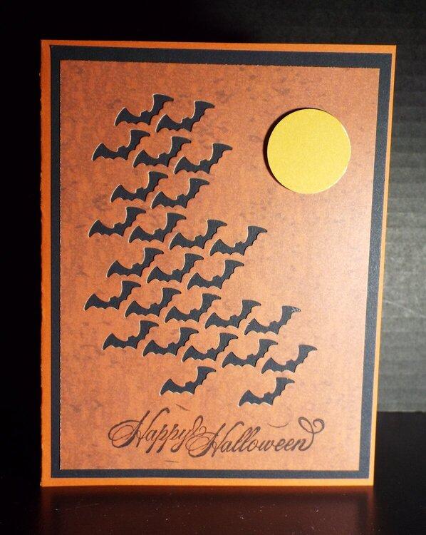 2-Minute Halloween Card