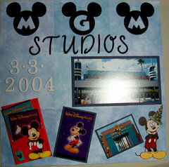 MGM Studios 2004 - Intro page