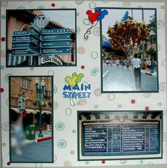 MGM Studios 2004 - Main Street