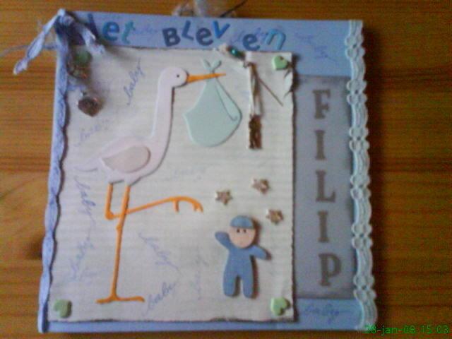 Card to babyboy