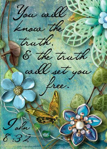 Spiritual ATC John 8:28