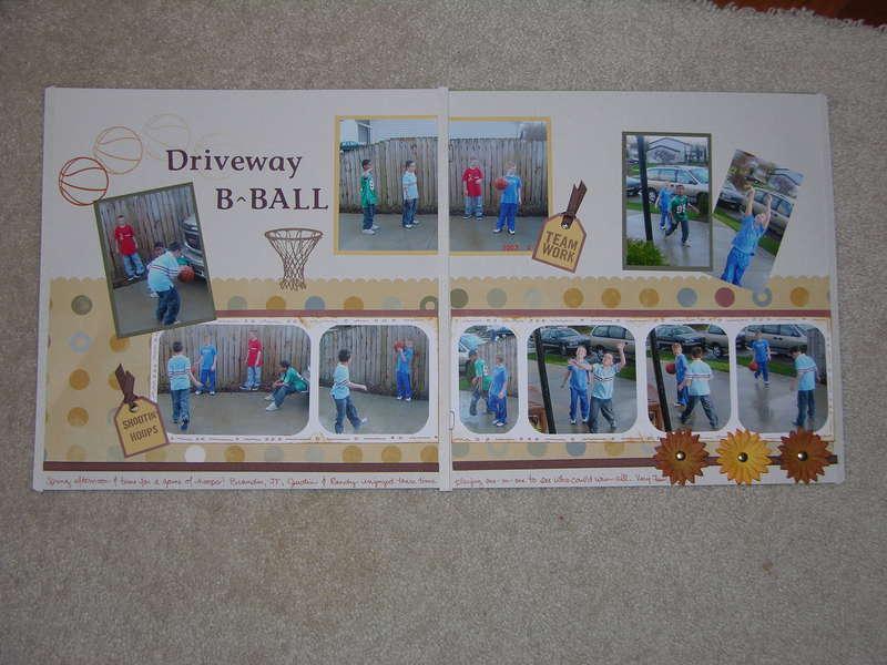 LN - Driveway B-Ball