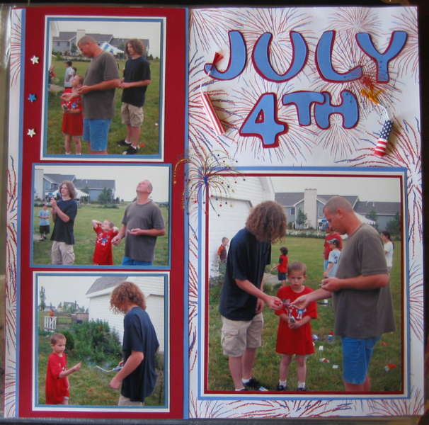Fourth of July 2006