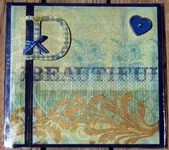 12X12 Scrapbook Album