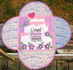 Birthday Card for Lynn (Inside)