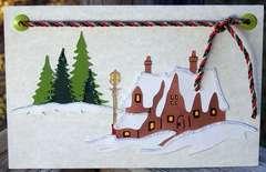 Secret Santa Card -3