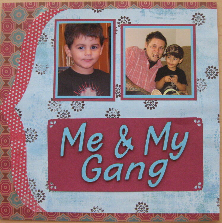 Me & My Gang page 2