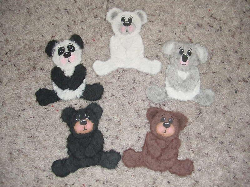 Tear Bear Collection