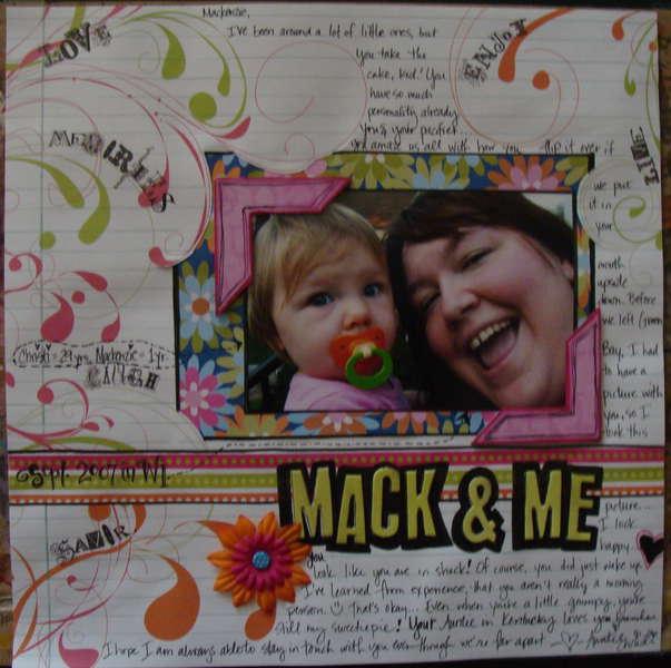 Mack & Me