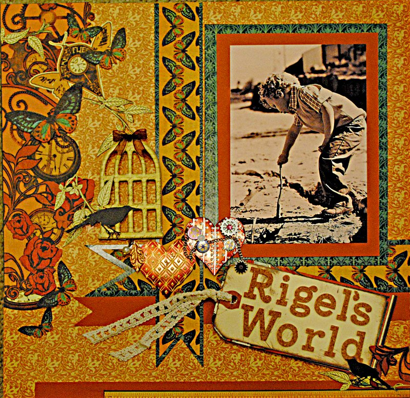Rigel's World