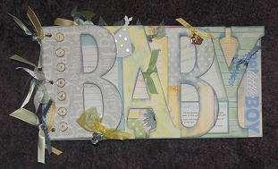 BoBunny Baby Word album