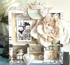 Altered Tray Frame