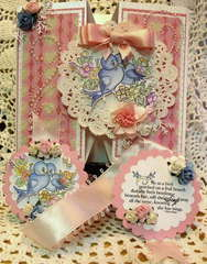 Box card for Kat and Brats Box card challenge
