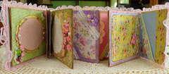 Gatefold paper-bag album,