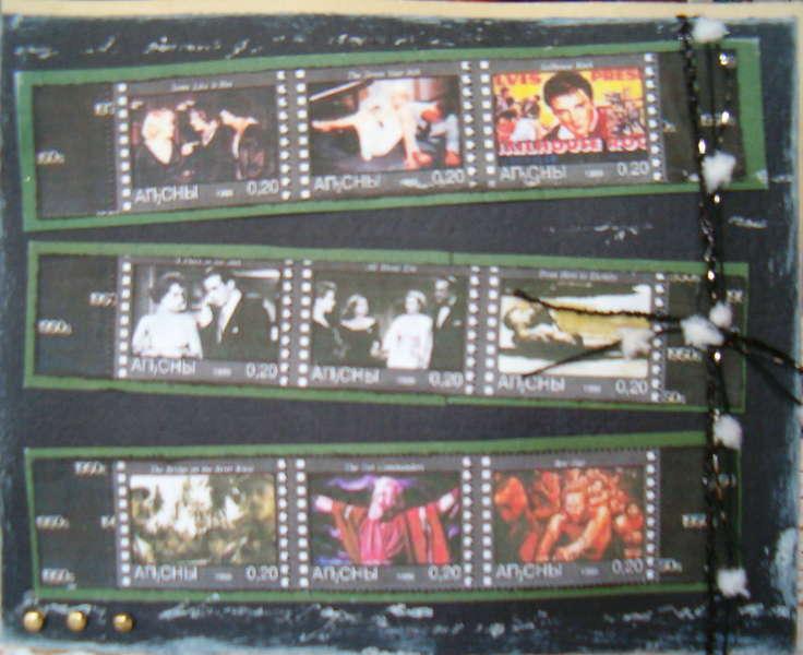 Golden Oldies 50s postcard